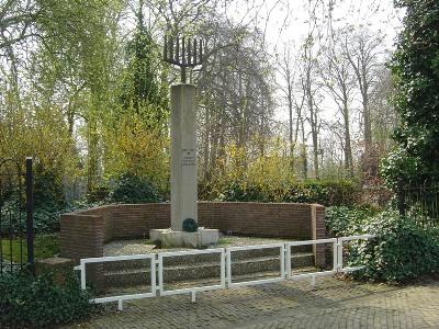 Joods Monument Zaltbommel