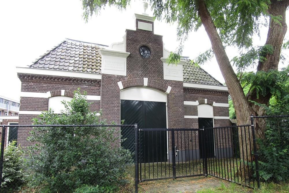 Jewish War Grave Deventer
