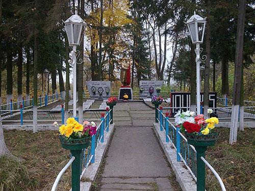 Soviet War Cemetery Zozivka