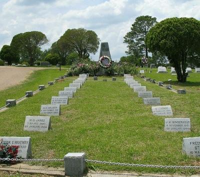 Nederlandse Oorlogsgraven Jackson