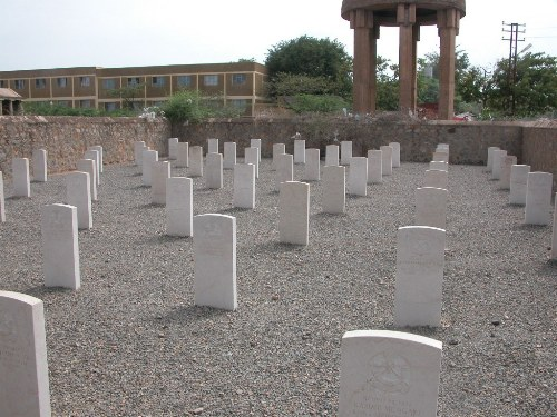 Commonwealth War Cemetery Dire Dawa