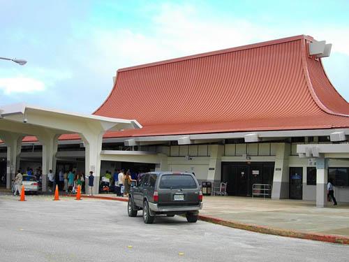 Saipan International Airport