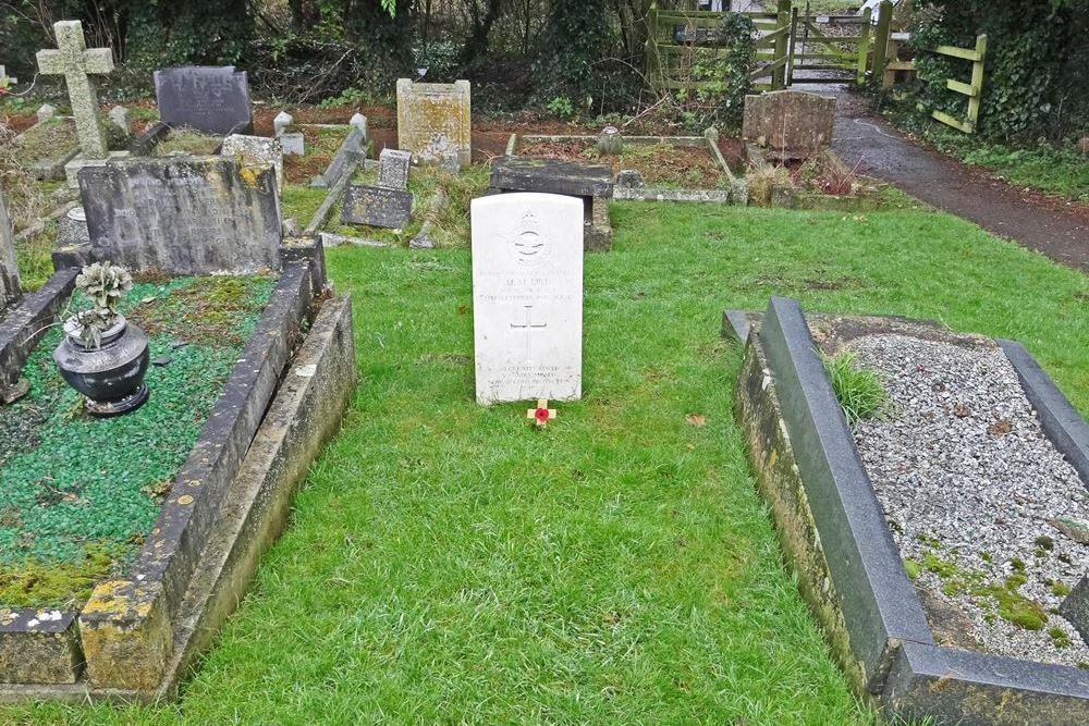 Oorlogsgraven van het Gemenebest Melksham Cemetery