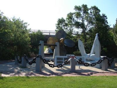 U.S.S. Helena Memorial