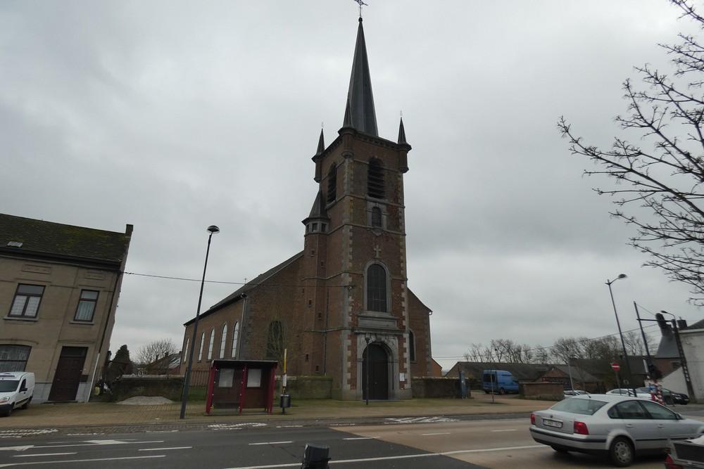 Eerste Hulp Post Kerk Gozée