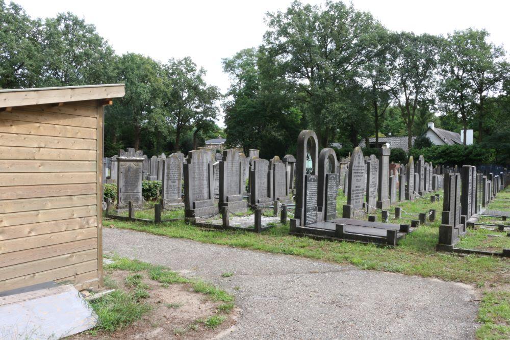 Jewish Cemetery Berkenheuveldreef Vught