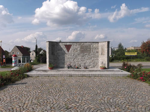 Monument Slachtoffers Nationaal-Socialisme Zgorzelec