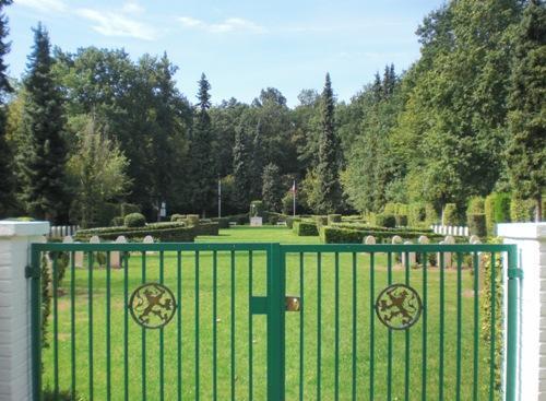 Dutch War Cemetery Orry-la-Ville
