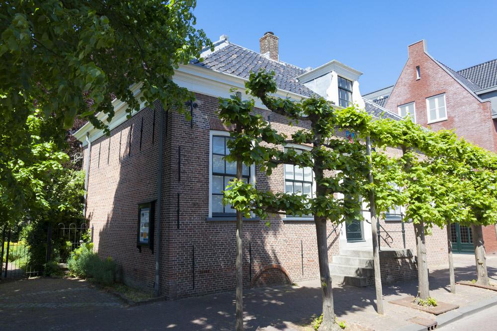 Monument Oude Raadhuis Aalsmeer