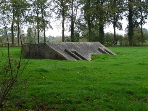 Group Shelter Type 1918/II Rhijnauwen