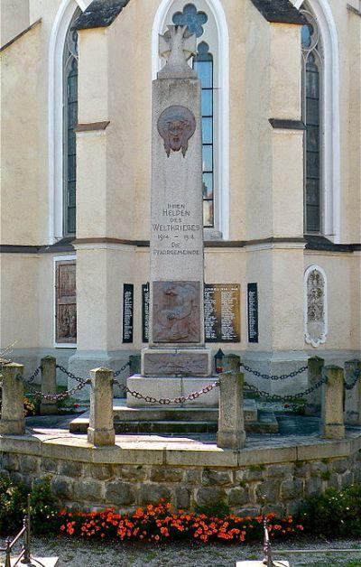 War Memorial Ried in der Riedmark