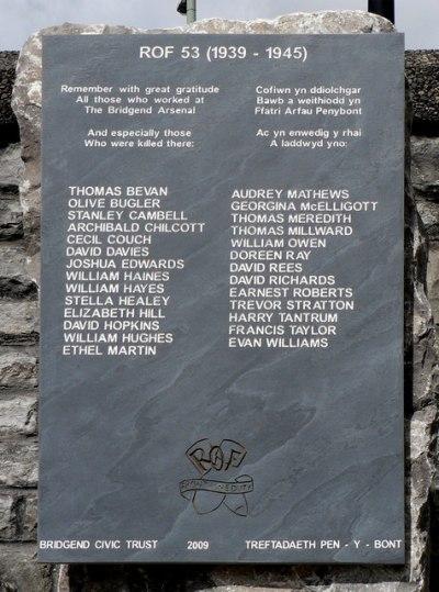Monument ROF 53