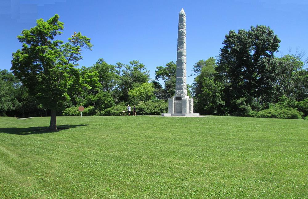 Monument Fort Amanda