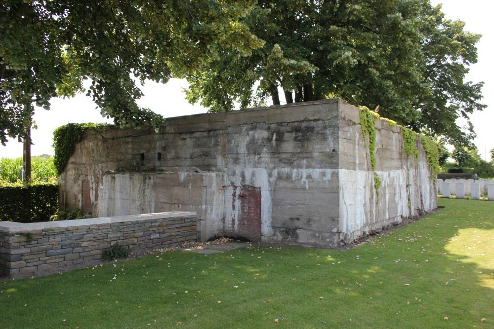 German Bunker Dadizele