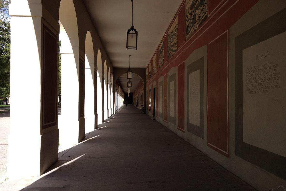 Hofgarten Arcades - Degenerate Art Exhibit