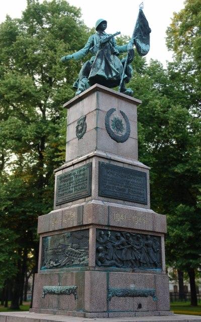 Monument Inname Dresden