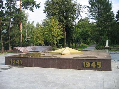 Sovjet Oorlogsgraven Begraafplaats Kuntsevo