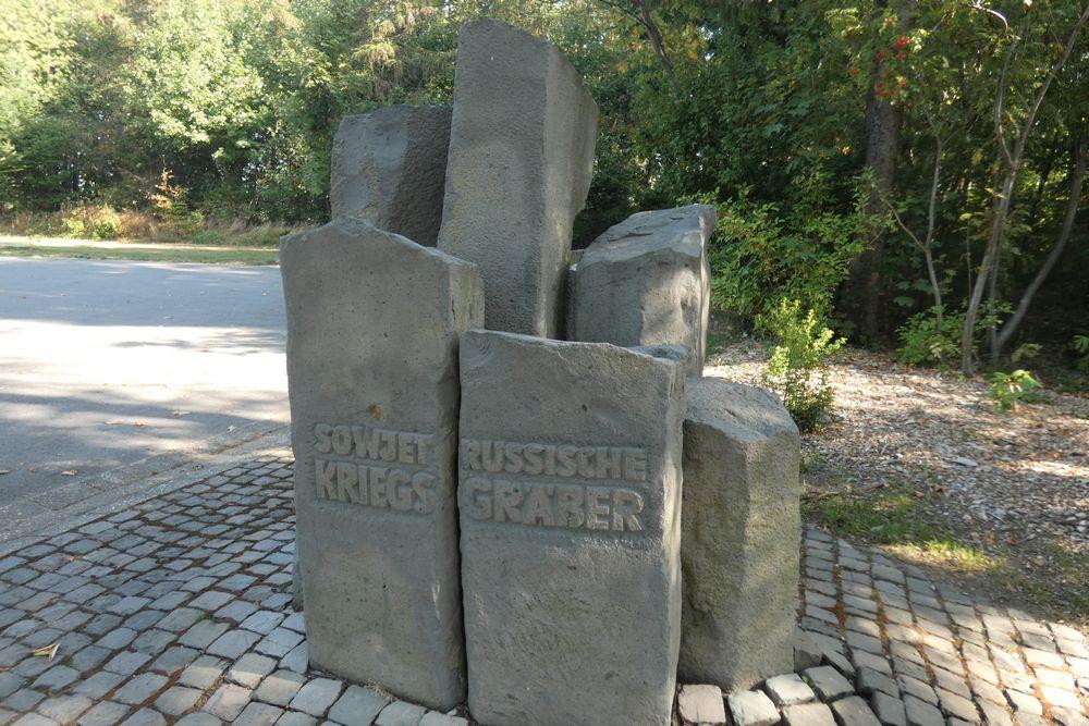 Sovjet Oorlogsbegraafplaats Rurberg (Hill 503)