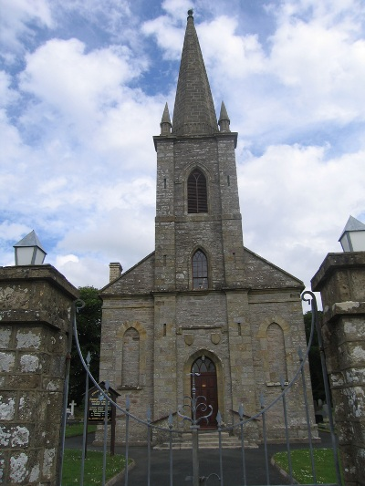 Oorlogsgraven van het Gemenebest St. Eugenius Church of Ireland Churchyard