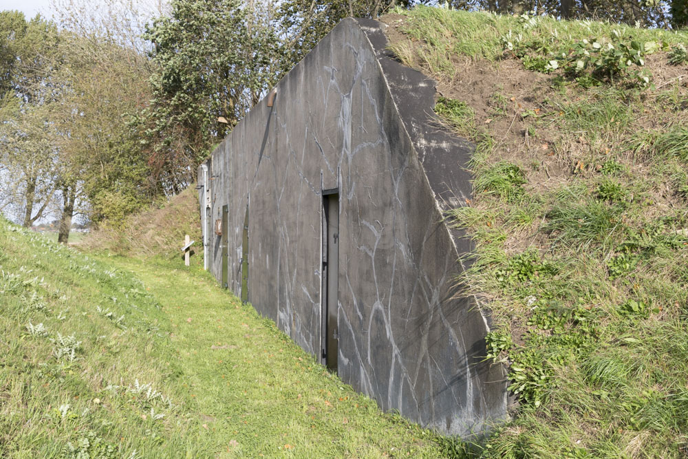 Casemate Fort Kijkuit