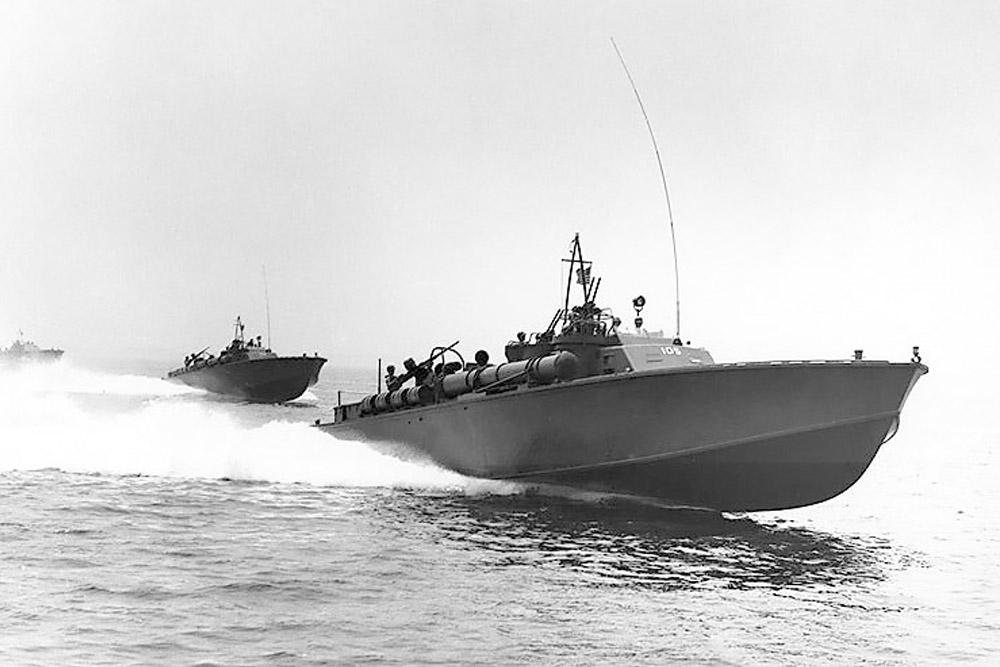 Scheepswrak USS PT-109