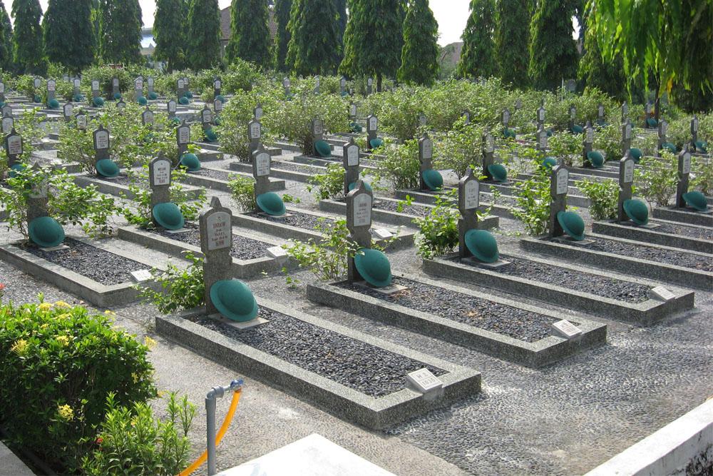Giri Tunggal Heroes' Cemetery