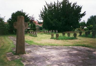 Duitse Oorlogsgraven Belm