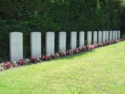 Commonwealth War Graves Dordrecht