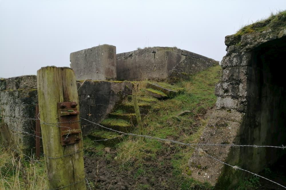 Stützpunkt Scharnhorst III - bunker 1