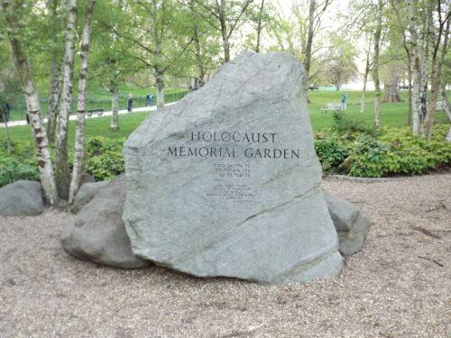 Holocaust Memorial Hyde Park