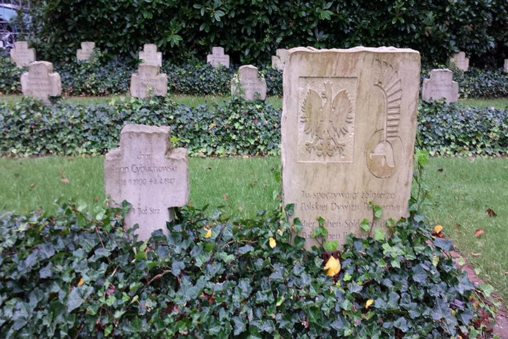 Poolse Oorlogsgraven