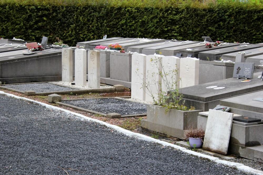 Oorlogsgraven van het Gemenebest Houthulst