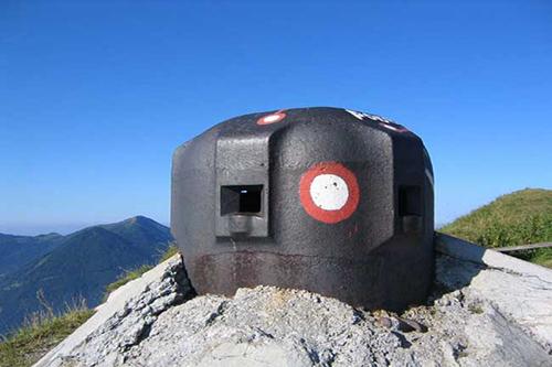 Alpine Wall - Fortifications Lajnar