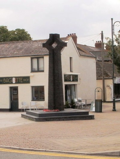 War Memorial Caldicot