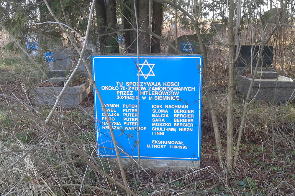 Joodse Begraafplaats Komarow-Osada