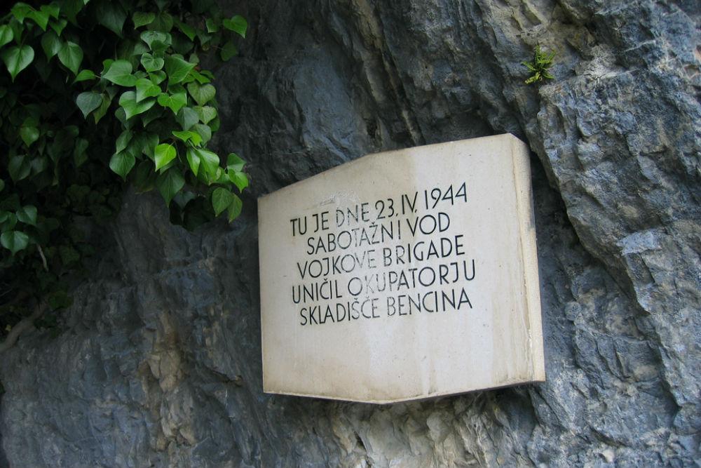 Memorial Postojna Caves
