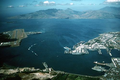 Navy Base Subic Bay