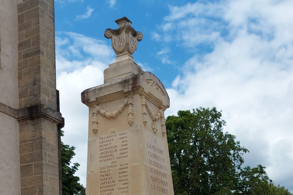 War Memorial Pommard