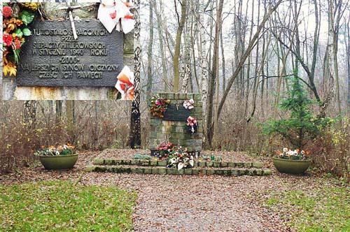 Memorial '2000 Victims Fort VII