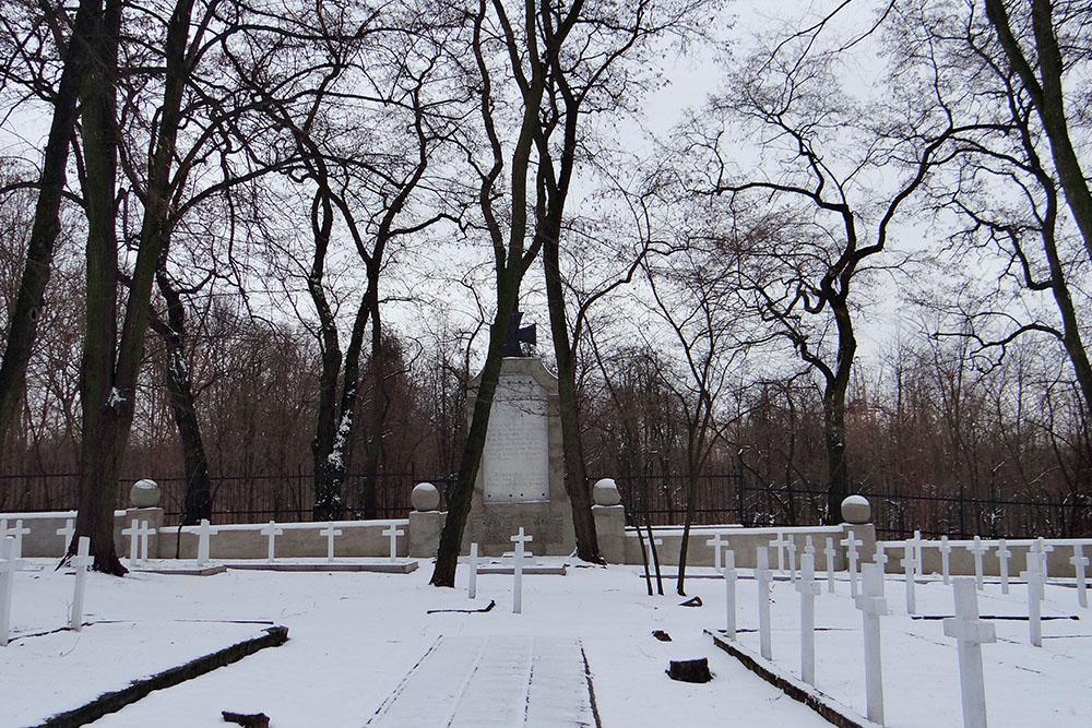 Garrison Cemetery Plock
