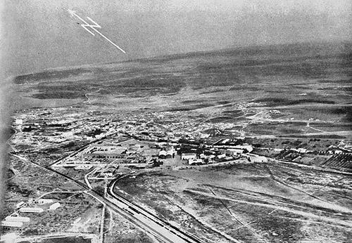 Berca Airfield