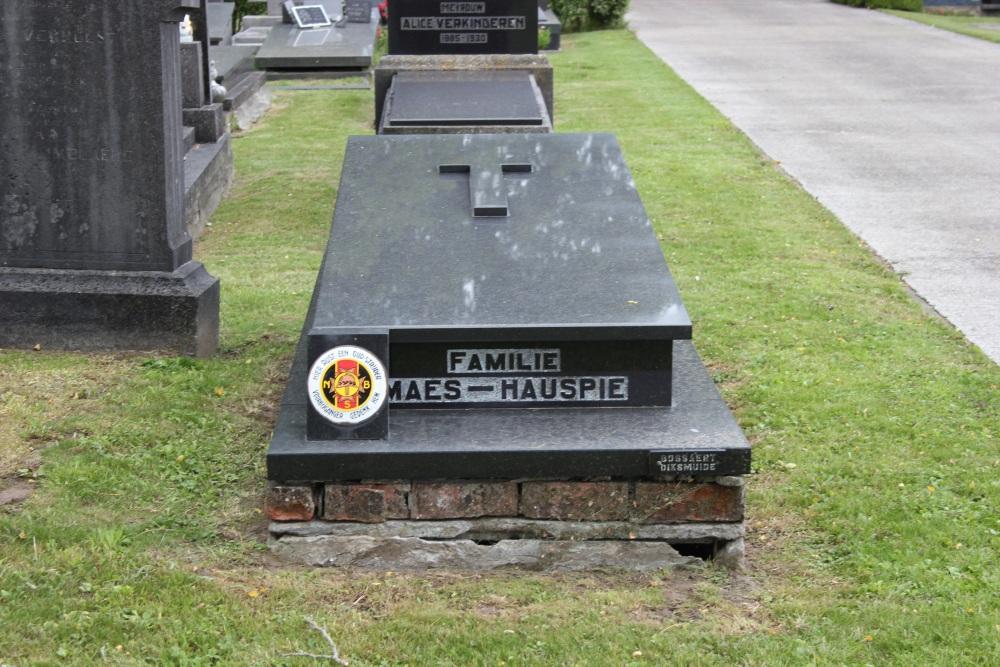 Veteran War Graves Kaaskerke
