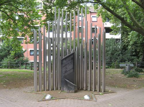 Memorial Synagogue Hörde