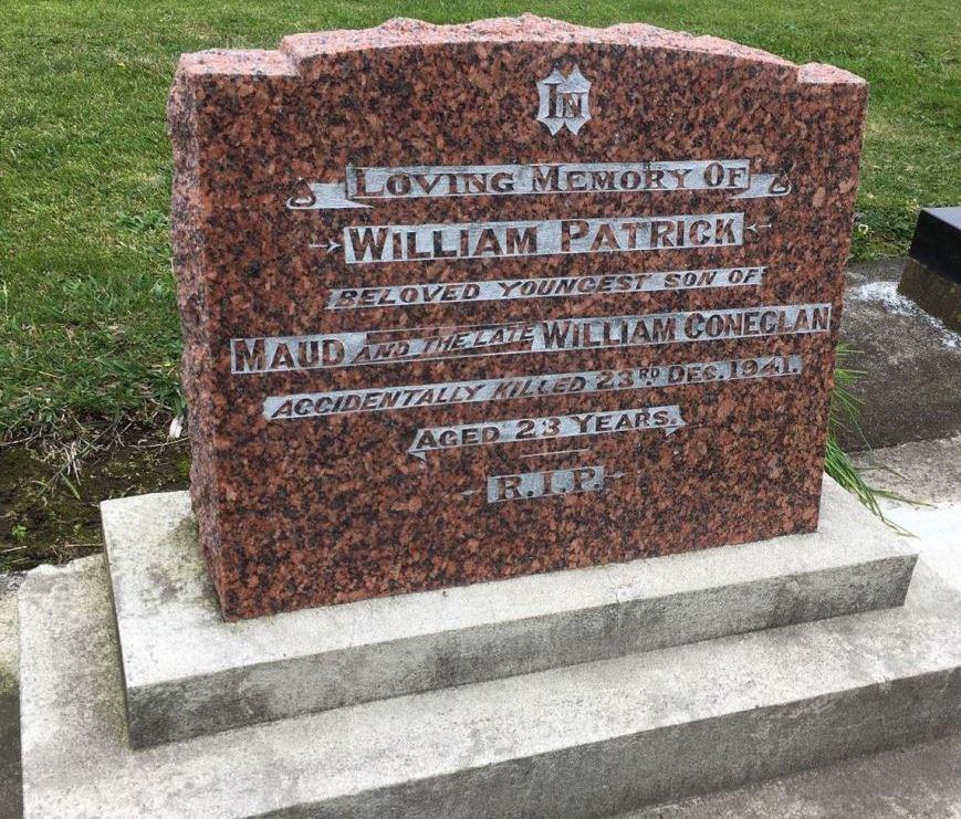 Oorlogsgraf van het Gemenebest Pihama Cemetery