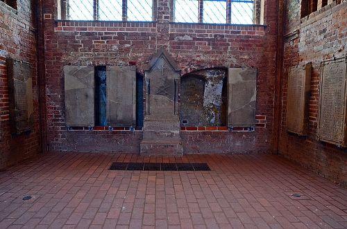 War Memorial Wismar