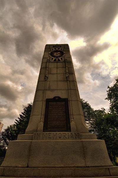 Oorlogsmonument Saskatchewan