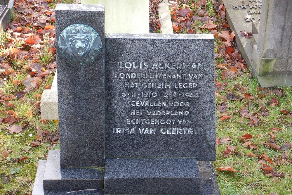 Graf Louis Ackerman