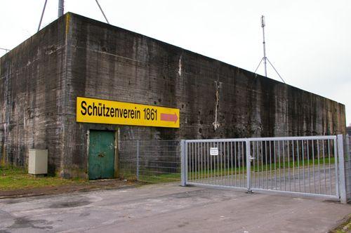 Air-Raid Shelter Genossenschaftsstraße