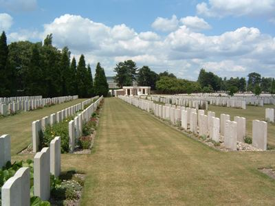 Commonwealth War Graves Rouen Extension