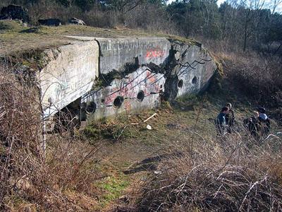 Ostwall - Panzerwerk 766